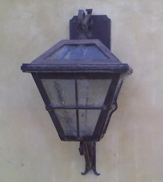 Calabasas Exterior Lighting Sconce